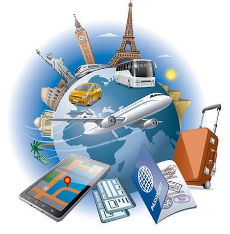 Asesoría agencia de viajes